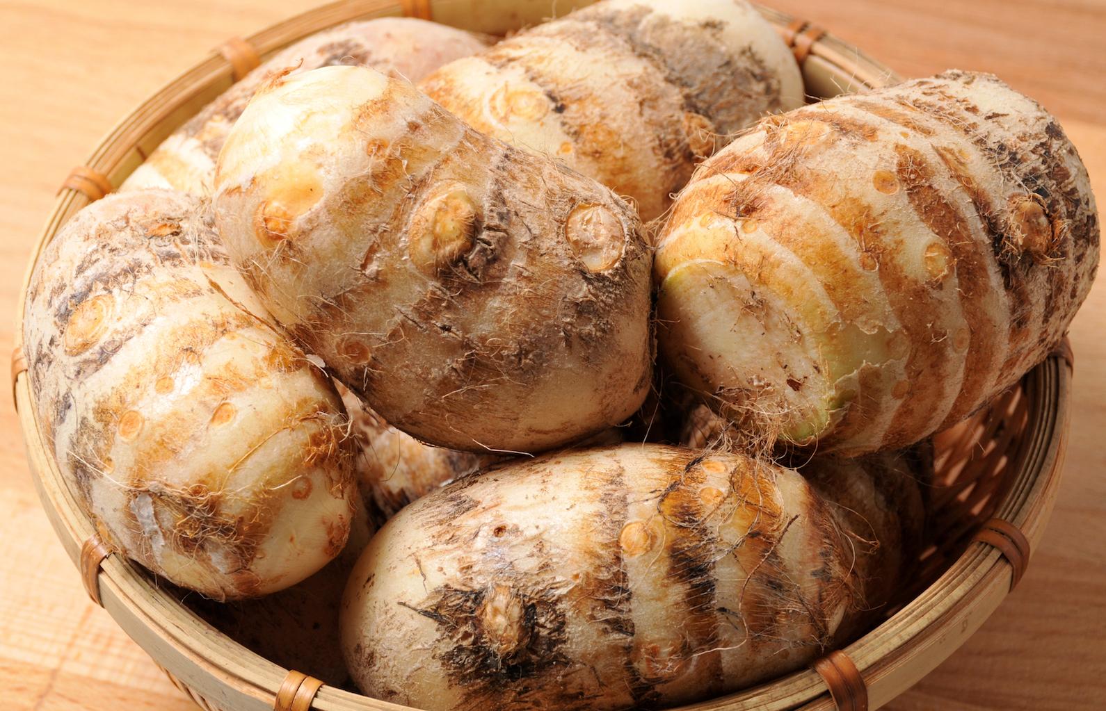 里芋 の 煮物 冷凍