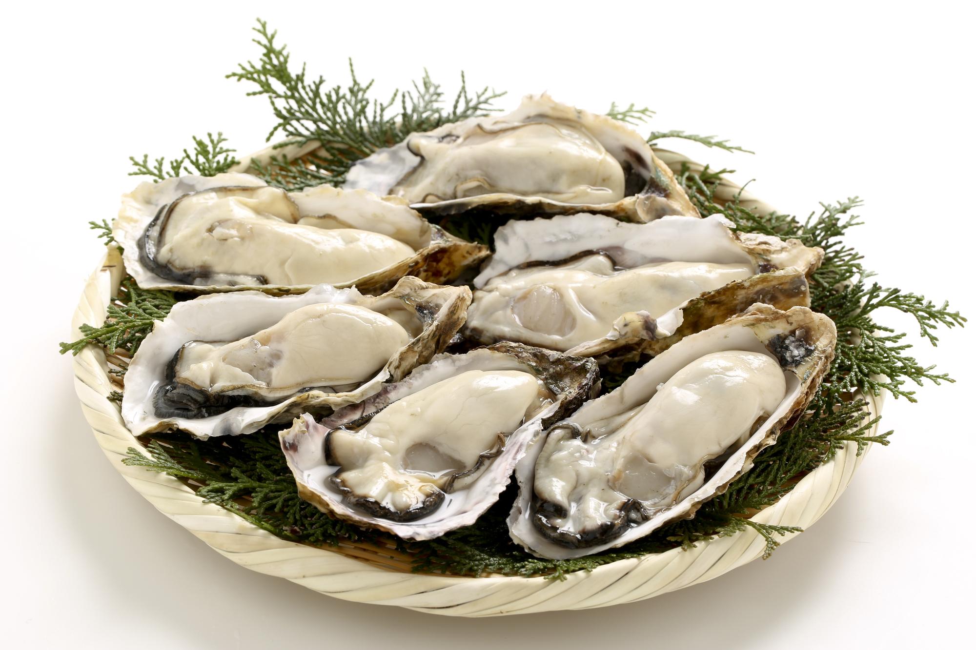 の 冷凍 方法 牡蠣